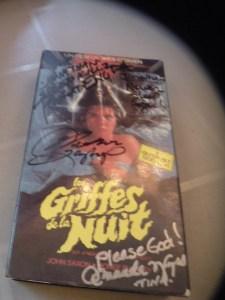 La consécration de ma VHS.
